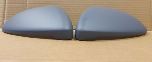 VOLKSWAGEN GOLF PAIR OF WING MIRROR COVERS 2012+ PAINTED TO COLOUR OF CHOICE